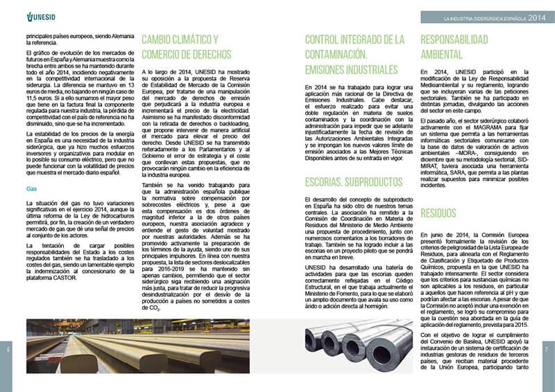 Diseño Maquetación emeye catálogo UNESID comercios