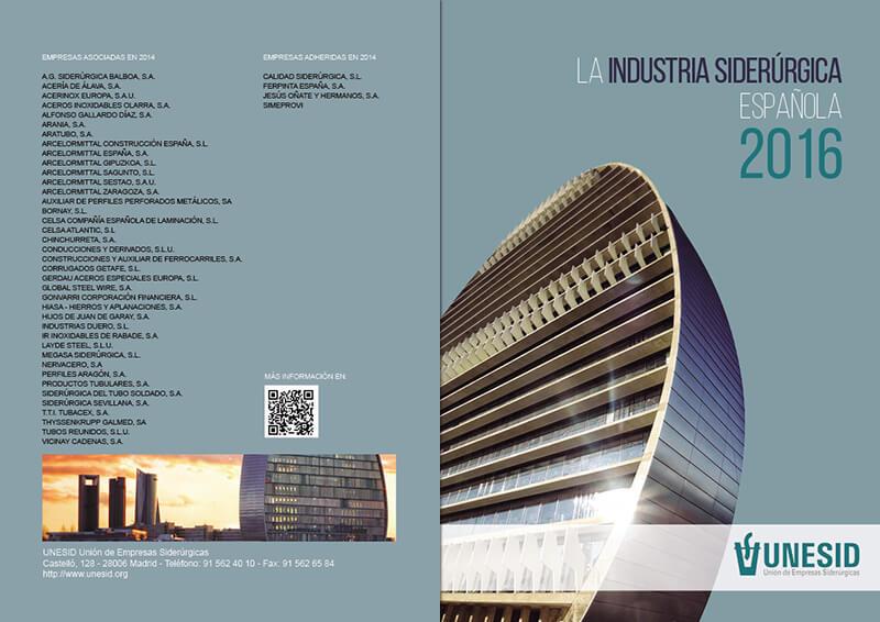 Diseño emeye Portada Catálogo UNESID