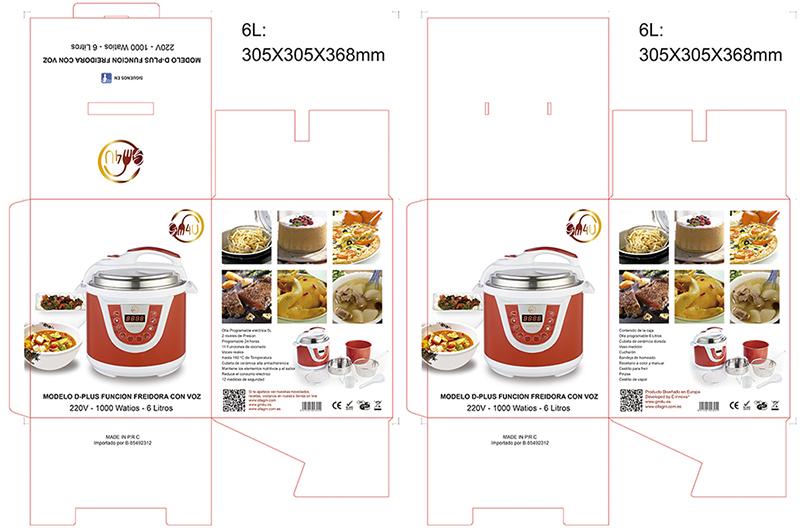 Diseño-gráfico-de-Packaging-olla-gm4u-modelo-Dplus