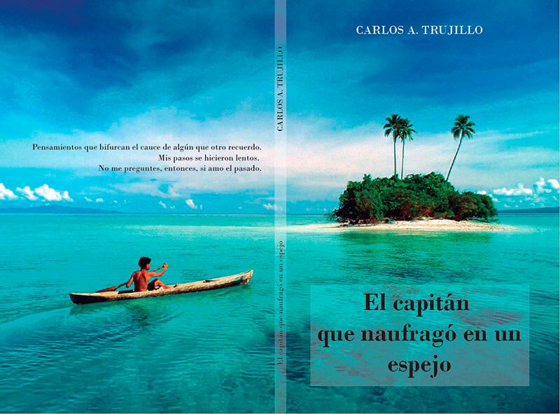 Maquetacion diseño de portada emeye libro de poemas
