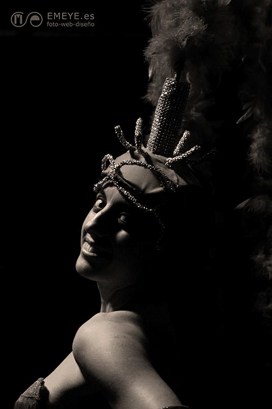 Fotografía de Espectáculos Emeyé_Cabaret Show