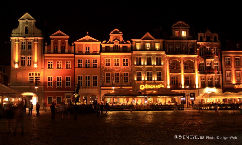Fotografías de Europa por Emeyé Encuadre nocturno