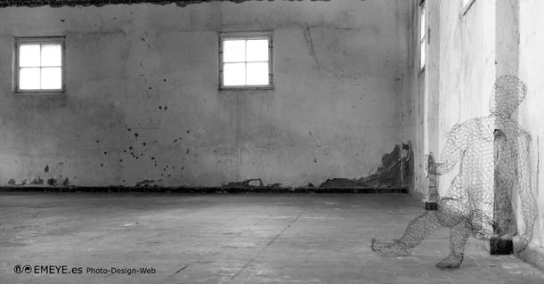 Fotografías de Europa por Emeyé Habitación Campo de concentración