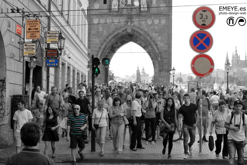 Fotografías de Europa por Emeyé en Praga