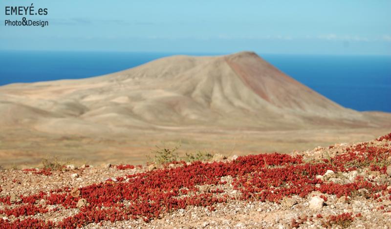 Fotografías de Paisajes en Fuerteventura por Emeyé Volcanes