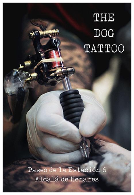Diseño-Gráfico-de-Cartel-para-D-Dog-Tattoo-por-Emeyé