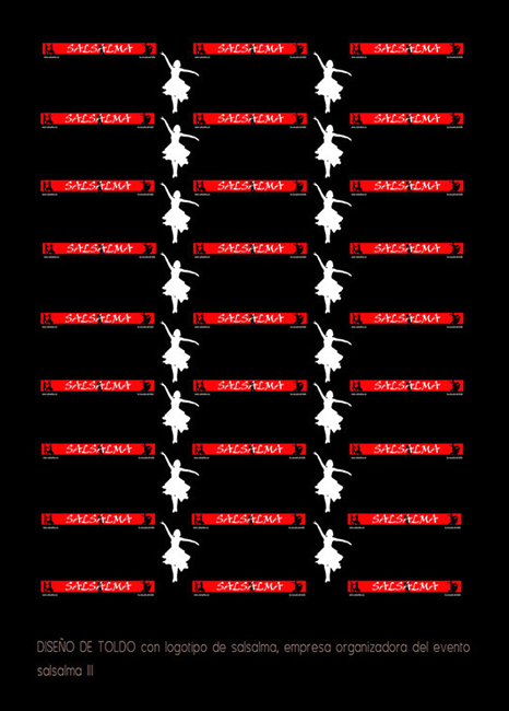 Diseño Gráfico de carteles para Congreso de Slalsa por Emeyé