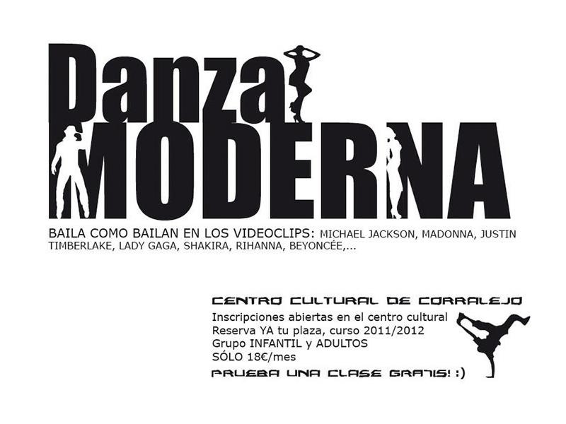 Diseño Gráfico de carteles para Danza Moderna por Emeyé