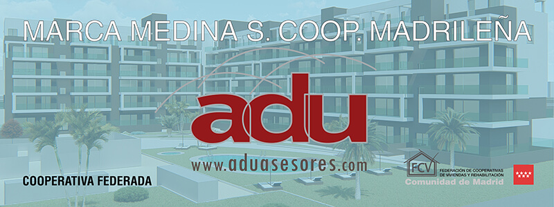Diseño de Cartel para ADU cooperativa federada
