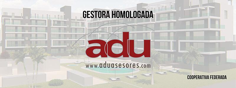 Diseño de Cartel para Adu gestora homologada