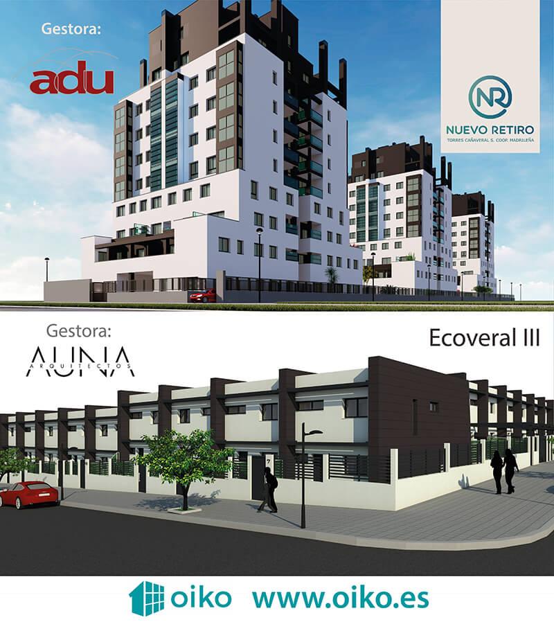 Diseño de Cartel pra Ecoveral y nuevo retiro