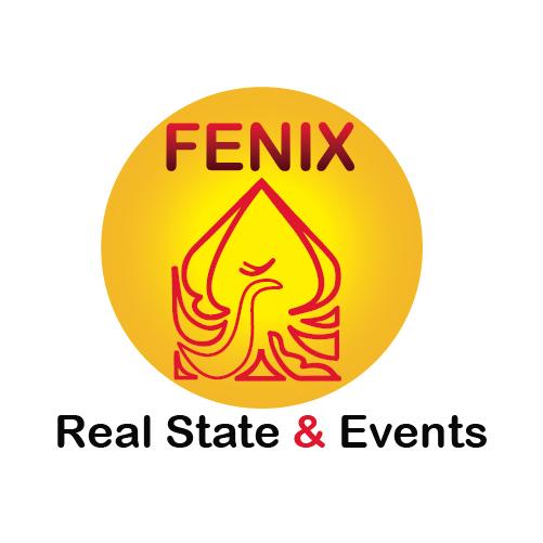 Diseño Logotipo inmobiliaria fenix real state