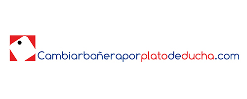 Diseño-de-logotipo-para-Cambiar-bañera-por-plato-de-baño