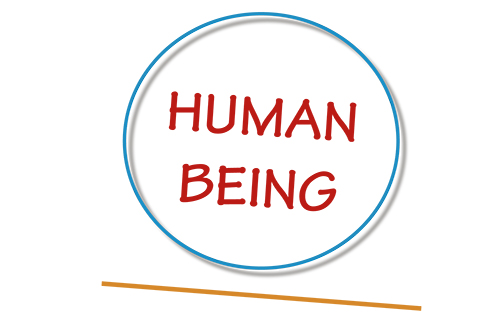 Diseño de logotipo para Human Being
