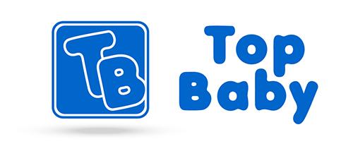Diseño-de-logotipo-para-Top-Baby-Variante