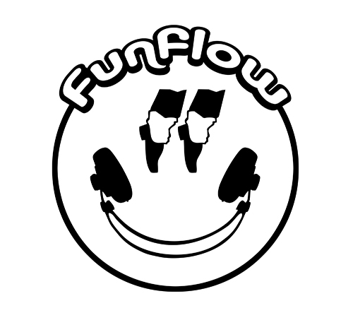 Diseño de logotipo para fun flow