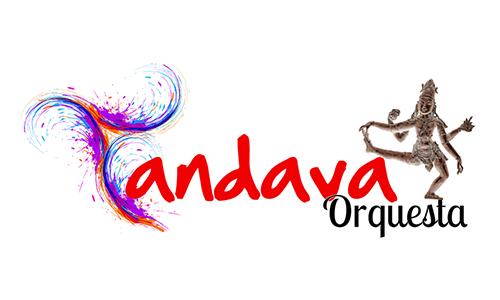 Diseño de logotipo para orqueta tandava
