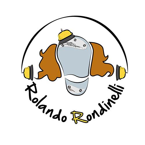 Diseño de logotipo para rolando rondinelli