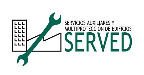 Diseño de logotipo para served