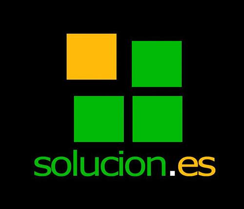 Diseño de logotipo para soluciones