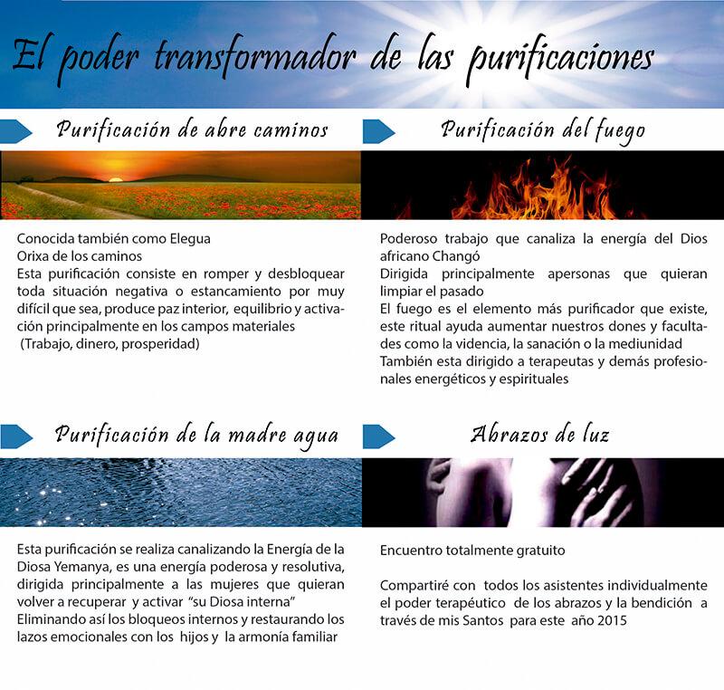 Diseño gráfico flyer diptico Gemis Fanelli Vidente emeye
