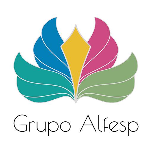 REDISEÑO LOGOTIPO GRUPO ALFESP
