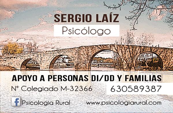 Diseño Tarjeta de Visita Sergio Psicólogo Emeye