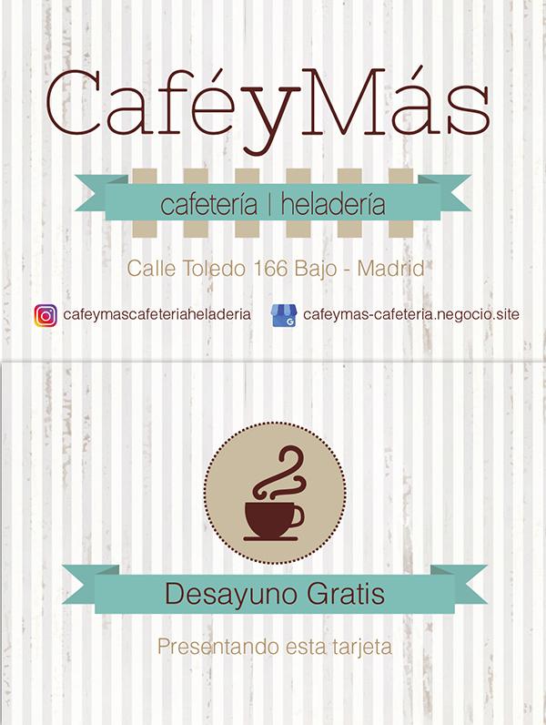 Diseño-de-Tarjetas-de-visita-cafetría-heladería-Café-y-Más