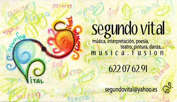 Diseño tarjeta visita emeye grupo segundo vital