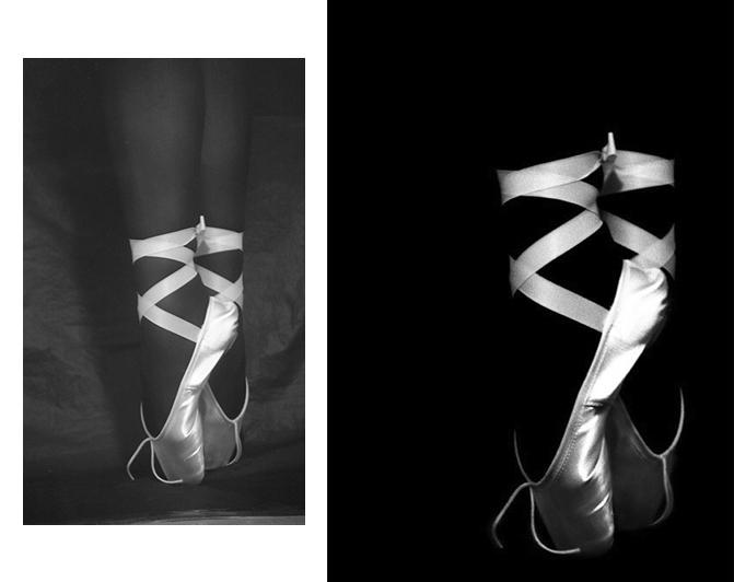 Edición Digital Emeyé_Zapatillas de Ballet