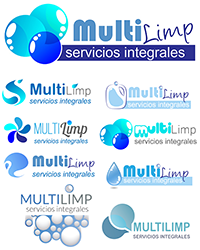 Diseño Logo Versión 8 propuestas