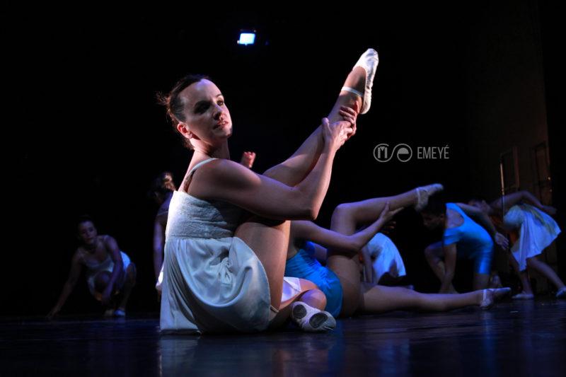 Fotografía de Espectáculos Emeyé Danza clásica