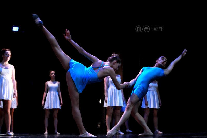 Fotografía de Espectáculos Emeyé Teatro danza Clásica