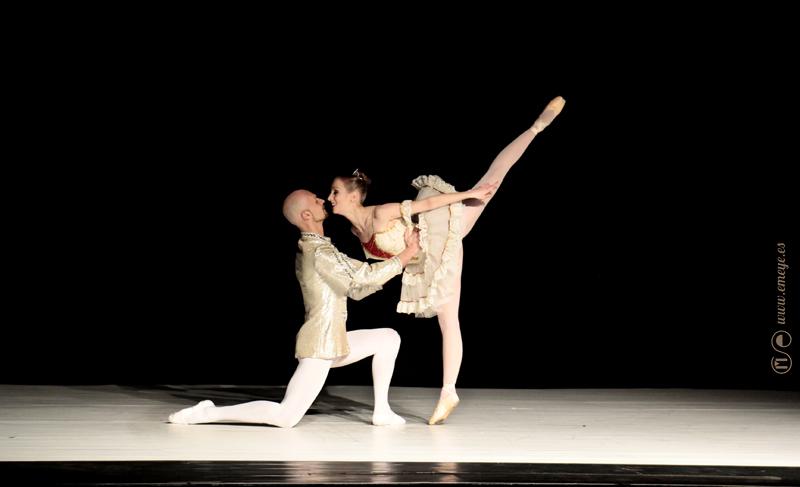 Fotografía de Espectáculos Emeyé_Ballet Clásico internacional