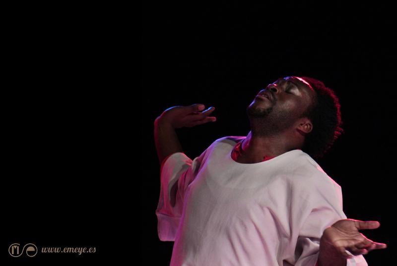 Fotografía de Espectáculos Emeyé_Danza Fusión internacional