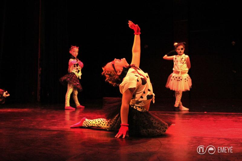 Fotografía de Espectáculos Emeyé_Danza Infantil