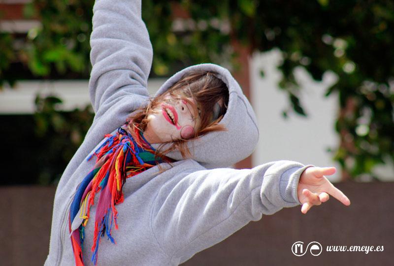 Fotografía de Espectáculos Emeyé_Danza Urbana