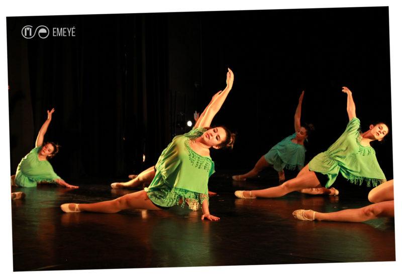 Fotografía de Espectáculos Emeyé_Danza española