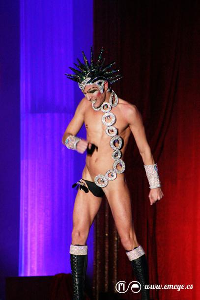 Fotografía de Espectáculos Emeyé_Finalistas Drag Queen