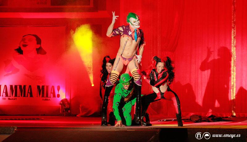 Fotografía de Espectáculos Emeyé_Gala Drag Queen