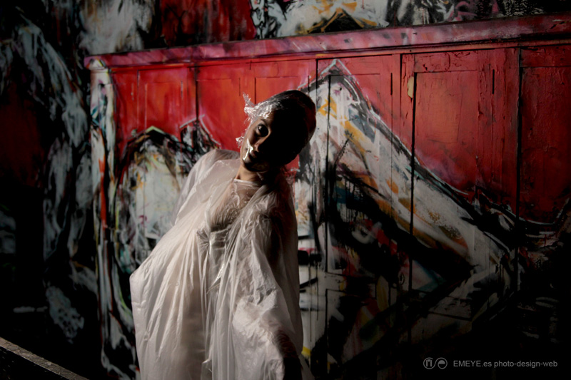 Fotografía de Espectáculos Emeyé_danza teatro