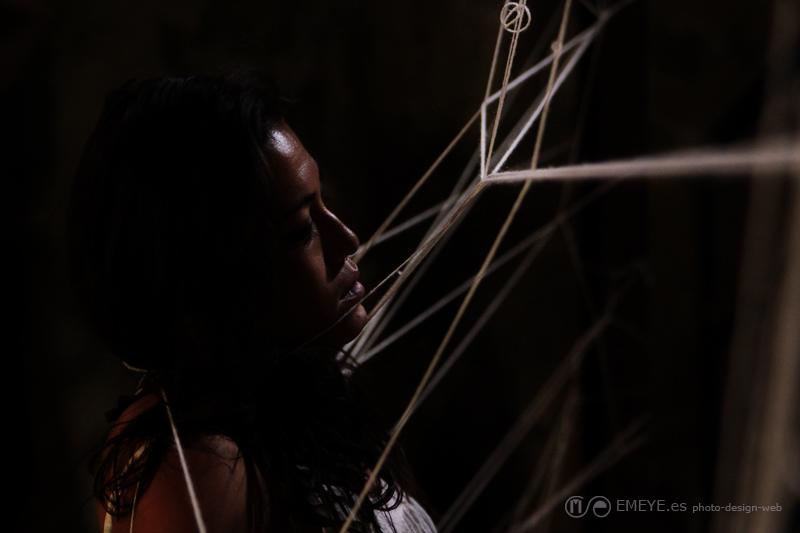 Fotografía de Espectáculos Emeyé_representación escénica