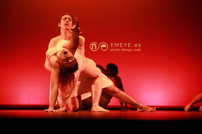 Fotografía de Espectáculos Emeyé_teatro gestual