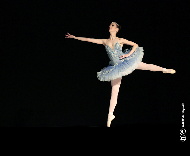 Fotografía de Espectáculos de Ballet Clásicos en Teatros Emeyé