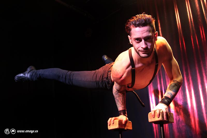 Fotografía de Espectáculos de Circo Emeyé