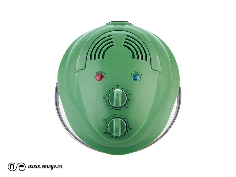 Fotografía productos tapa horno olla gm verde