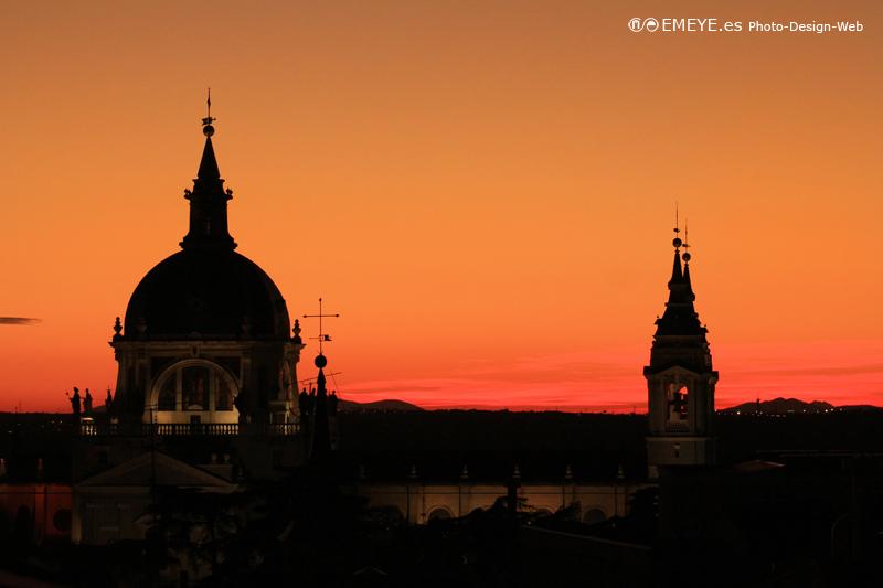 Fotografías de Europa por Emeyé El cielo de Madrid