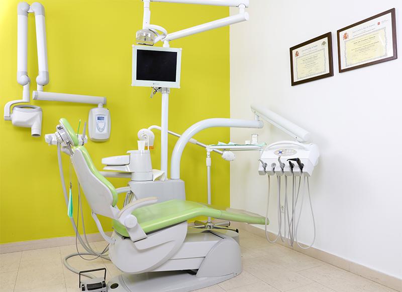 Fotografia negocios clínica dental instrumental