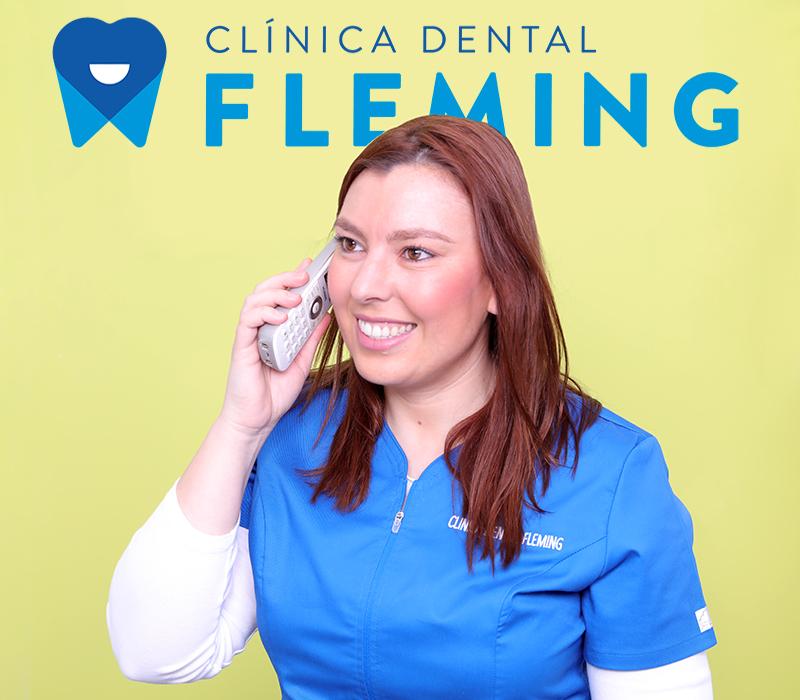 Fotografia negocios clínica dental personal