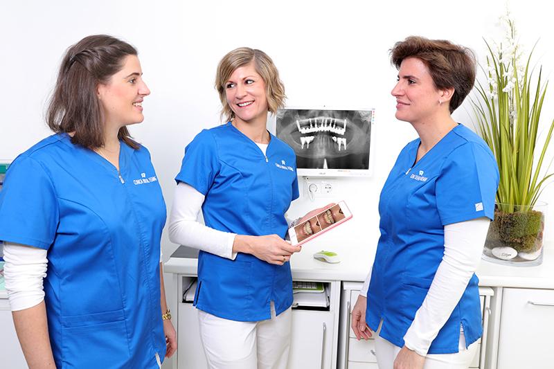 Fotografia negocios clínica dental reunion